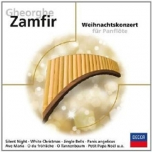 WEIHNACHTSKONZERT FÜR PANFLÖTE - de Gheorghe Zamfir