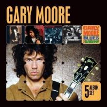 5 Album Set - de Gary Moore