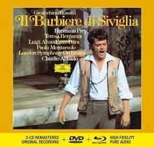 Rossini: Il Barbiere Di Siviglia - de Teresa Berganza,Claudio Abbado,London Symphony Orchestra