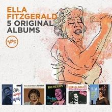 5 Original Albums - de Ella Fitzgerald