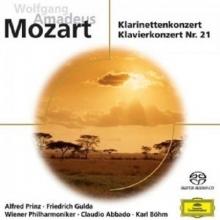Klarinettenkonzert- Klavierkonzert Nr. 21 - de W.A.Mozart
