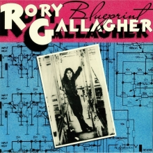 Blueprint - de Rory Gallagher