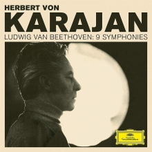 Beethoven: 9 Symphonien - de Herbert von Karajan