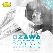 Conductors & Orchestras - de SEIJI OZAWA & BOSTON SYMPHONY ORCHESTRA