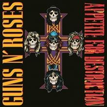 Appetite for destruction - de Guns N' Roses