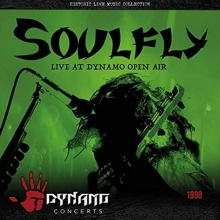Live At Dynamo Open Air 1998 - de Soulfly