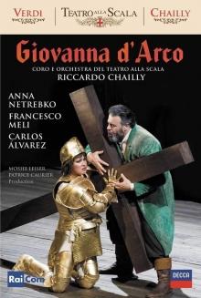 Verdi:Giovanna d'Arco - de Anna Netrebko,Francesco Meli,Carlos Alvarez-Orchestra del Teatro alla Scalla-Riccardo Chailly