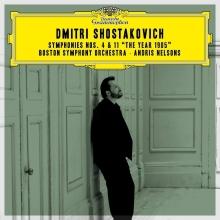 Shostakovich:Symphonies nos.4&11