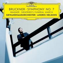 Bruckner-Symphony no.7 - de Andris Nelsons-Gewandhausorchester