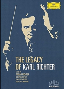 The Legacy Of Karl Richter - de Karl Richter