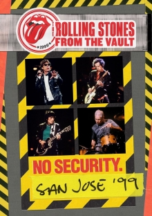 From the Vault-No Security:San Jose 1999 - de Rolling Stone