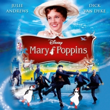 Mary Poppins - de Julie Andrews,Dick van Dyke