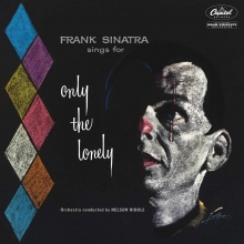 Only the lonely - de Frank Sinatra