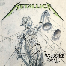 ....And Justice for all - de Metallica