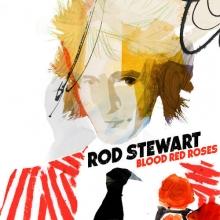 Blood Red Roses - de Rod Stewart
