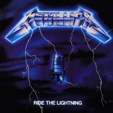 Ride the Lightning - de Metallica