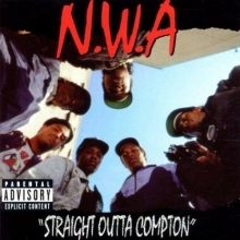 Straight Outta Compton - de N.W.A.