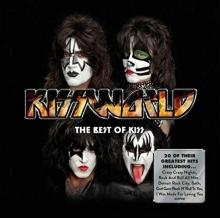 Kissworld - The Best Of Kiss - de Kiss
