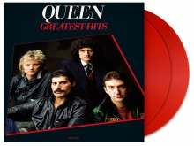 Greatest Hits 2 X 180g Red Vinyl - de QUEEN