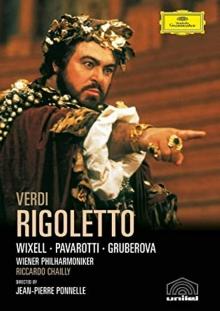 Verdi: Rigoletto - de Ingvar Wixell, Edita Gruberova, Luciano Pavarotti