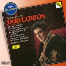 Verdi:Don Carlos - de Placido Domingo-Katia Ricciarelli-Ruggero Raimondi-Orchestra del Teatro alla Scala-Claudio Abbado