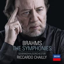 Brahms:The Symphonies - de Riccardo Chailly-Gewandhausorchester