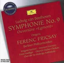 Beethoven: Egmont Overture; Symphony No.9 - de Irmgard Seefried, Maureen Forrester, Ernst Haefliger