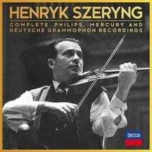 Complete  Philips,Merrcury and Deutsche Grammophon Recordings - de Henryk Szeryng
