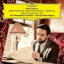 Destination Rachmaninov-Arrival - de Daniil Trifonov-The Philadelphia Orchestra-Yannick Nezet-Seguin