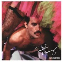 Never Boring-Deluxe Edition - de Freddie Mercury