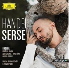 Handel:Serse - de Franco Fagioli/Vivica Genaux/Inga Kalna/Contica Symphonia/Maxim Emelyanychev