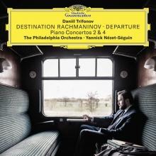 Destination Rachmaninov-Departure - de Daniil Trifonov-The Philadelphia Orchestra-Yannick Nezet-Seguin