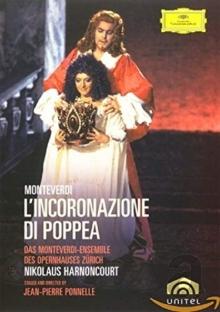 Monteverdi: L'incoronazione Di Poppea - de Paul Esswood, Rachel Yakar, Trudeliese Schmidt