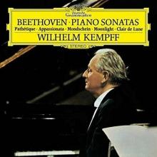 Beethoven: Piano Sonata - Pathtique - Appassionata - Moonlight - de Wilhelm Kempff