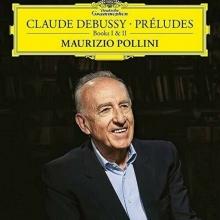 Claude Debussy - Preludes Books I and II - de Maurizio Pollini