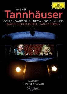 Wagner:Tannhauser - de Stephen Gould,Markus Eiche,Daniel Behle/Bayreuther Festspiele/Valery Gergiev