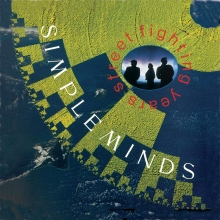 Street Fighting Years - de Simple Minds