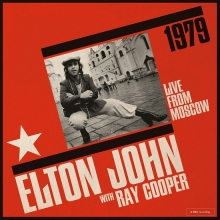 Live from Moscow 1979 - de Elton John with Ray Cooder