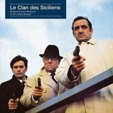 LE CLAN DES SICILIENS - de ENNIO MORRICONE