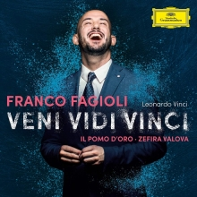 Veni Vidi Vinci - de Franco Fagioli/Il Pomo D'oro/Zefira Valova