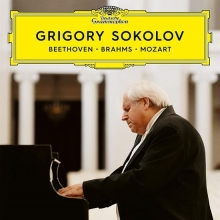 Beethoven-Brahms-Mozart - de Grigory Sokolov