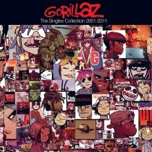 The Single Collection 2001-2011 - de Gorillaz
