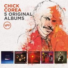 5 Original Albums - de Chick Corea