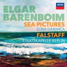 Edward Elgar - de Elina Garanca/Staatskapelle Berlin/Daniel Barenboim