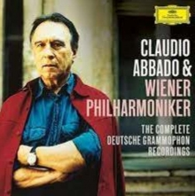 The Complete Deutsche Grammophon Recordings - de Claudio Abbado & Wiener Philharmoniker