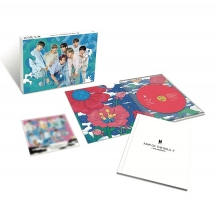 Map of the soul 7 - The Journey-Limited Edition CD/Book (Ver.D) - de BTS