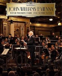 John Williams in Vienna - de John Williams/Wiener Philharmoniker/Anne-Sophie Mutter
