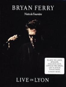 Nuits de Fiurviere-Live in Lyon - de Bryan Ferry