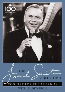 Concert for the Americas with Buddy Rich - de Frank Sinatra