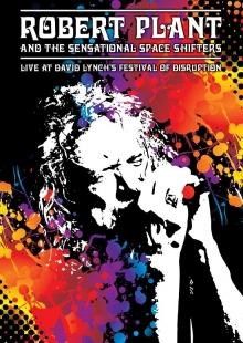 Live at David Lynch's Festival of Disruption - de Robert Plant